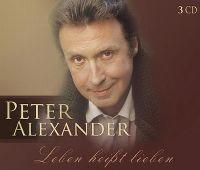 Cover Peter Alexander - Leben heisst lieben [2005]